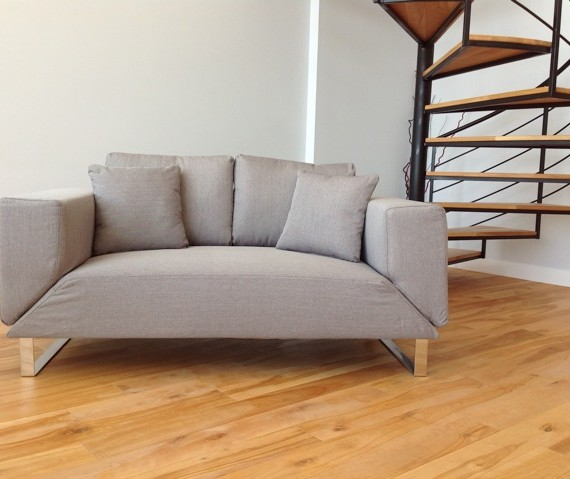 carter futon chez soi. Black Bedroom Furniture Sets. Home Design Ideas